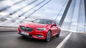 Предпочитаният флагман – 50 000 поръчки за новия Opel Insignia