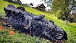 Намериха виновен за катастрофата с бившия водещ на Top Gear