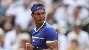 Надал: Любовта ми към тениса ме върна на първото място