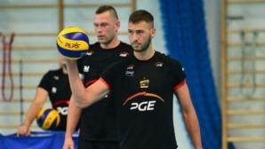 Чоно Пенчев започна подготовка със СКРА Белхатов