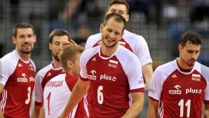 Де Джорджи обяви състава на Полша за Евроволей 2017