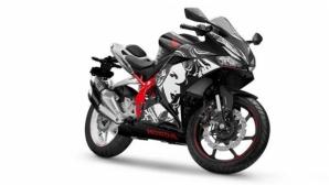 Honda представи специален спортен мотоциклет CBR250RR