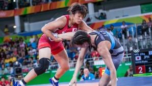 Япония без титаните си в женската борба на Световното
