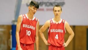 България отстъпи на Беларус при 16-годишните