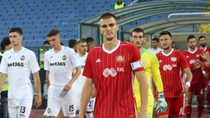 ЦСКА-София с най-млад тим в елита