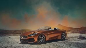 BMW Concept Z4 - свобода на 4 колела (снимки)