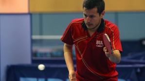 Александров и Коджабашев отпаднаха на четвъртфиналите на двойки в Панагюрище