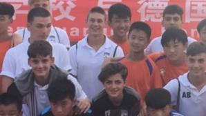 Избраха гол на юношески национал за най-красив на турнир в Китай (видео)