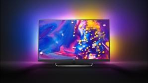 Разнообразие във функциите, минимализъм в дизайна: това е Philips 4K UHD телевизор 55PUS7502