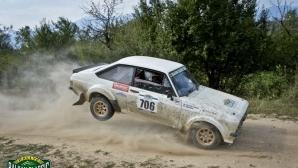 Ретро автомобилни бижута в България за Balkan Classic Rallye