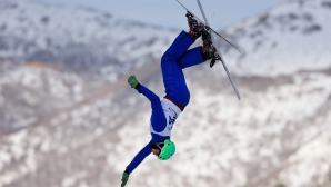 Британски състезател по ски-свободен стил с тежка травма на главата