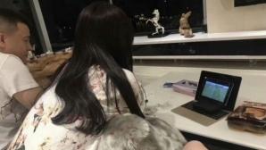 """Собственикът на Милан гледа """"росонерите"""" на лаптопа в 3 часа посред нощ"""