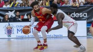 Испания пречупи Сенегал в Африка