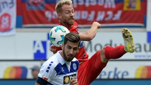 Спряган за България донесе първи успех на Груев във Втора Бундеслига