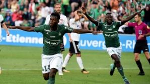 Сент Етиен продължава ударно в Лига 1