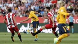 Атлетико Мадрид показа голям характер срещу новак на старта (видео)