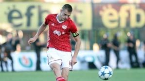 Чорбаджийски: След третия гол се забавлявахме
