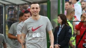 Бербо избра мачовете на своята кариера, не сложи нито един български