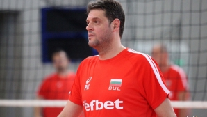 Пламен Константинов: Амбицията ни е да стигнем до финалната фаза на Европейското