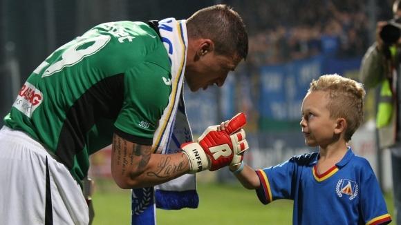 Йоргачевич се сбогува с Левски?