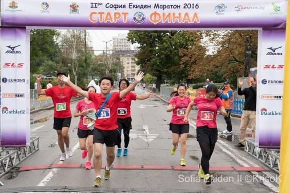 Щафетен маратон ще събере олимпийски медалисти, звезди от шоубизнеса и любители