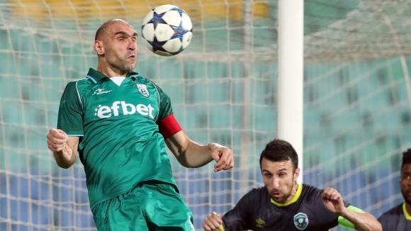 Витоша играе с тим от Катар