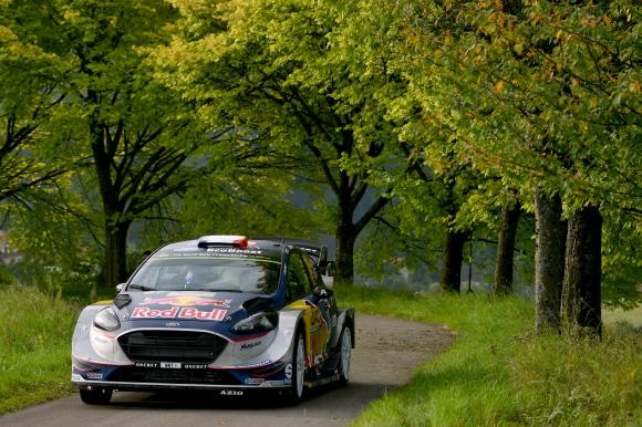 Ожие призна, че обмисля края на кариерата си във WRC