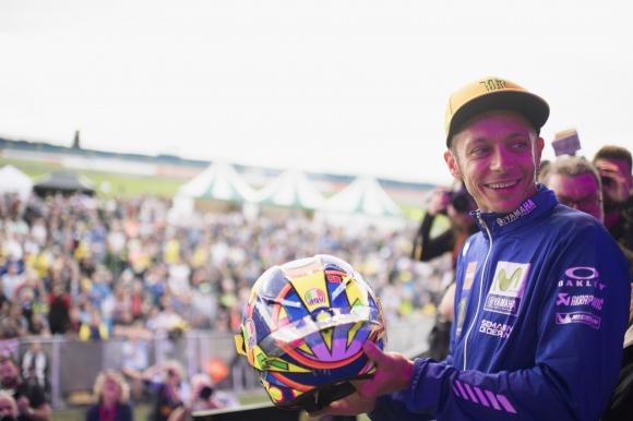 Роси не вижда себе си в борбата за титлата в MotoGP
