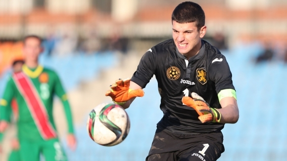 Михаил Михайлов ще замени Даниел Наумов в младежкия национален отбор