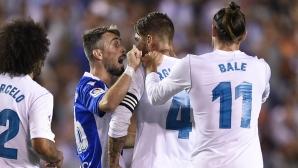 Реал М ще обжалва изгонването на Рамос