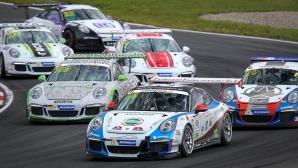 Георги Дончев се върна на подиума в Porsche Sports Cup