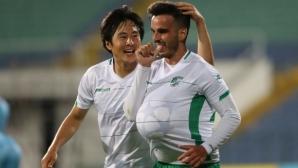 Септември и Берое закриват кръга в Първа лига, вижте избраниците на Васев и Томаш