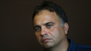 Ники Митов се завърна в Първа лига