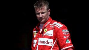 Кими Райконен остава във Ферари!