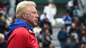 Борис Бекер ще отговаря за мъжкия тенис в Германската федерация