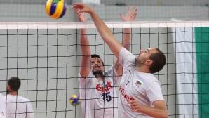 Георги Братоев е свалил 12-13 килограма преди Евроволей 2017