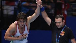 Даниел Александров ще се бори за бронз на Световното