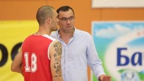 Тодор Стойков: Друкер е голямо име за българския баскетбол (видео)