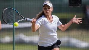 Виктория Томова се класира за втория кръг на квалификациите на Откритото първенство на САЩ