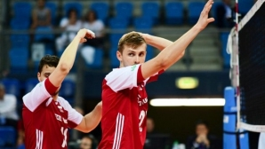 Полша окуця три дни преди Евроволей 2017