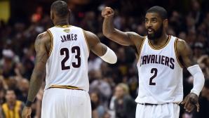 Сделка: Ървинг заминава за Бостън, а Томас - за Кливланд