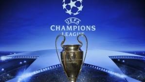 Крайни резултати и голмайстори в плейофа на Шампионската лига