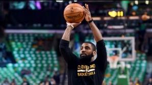 Собственикът на Бостън: Ървинг е един от най-добрите играчи в НБА