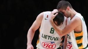 Литовците са готови с отбора за ЕвроБаскет