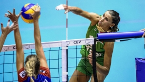 България обърна Чехия за втората си победа на световната квалификация (снимки)