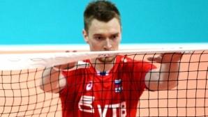 Максим Жигалов: Tрябва да играем добре във всеки мач