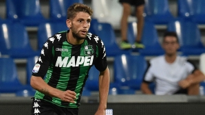 Сасуоло отряза мераците на Рома за Берарди