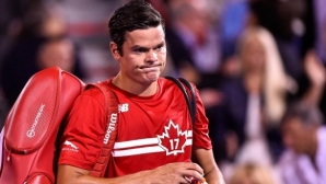 И Милош Раонич пропуска US Open