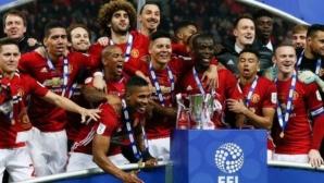 Юнайтед започва да защитава Купата на Лигата срещу Бъртън, Ливърпул гостува на Лестър