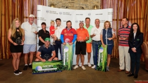 Дванадесето издание на най-стария голф турнир в България Volvo World Golf Challenge